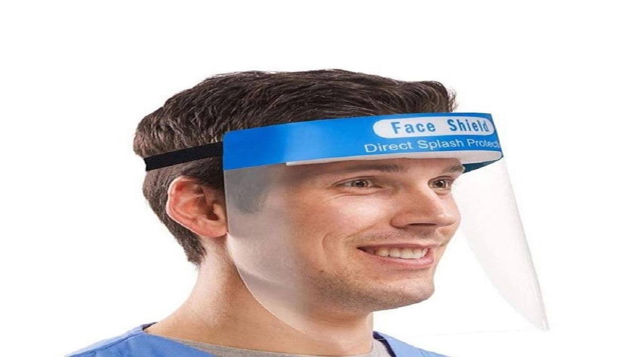 شیلد محافظ را جایگزین ماسک صورت نکنید!