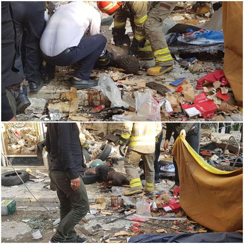 عکس مردی که در نسیم شهر کشته شد (1)