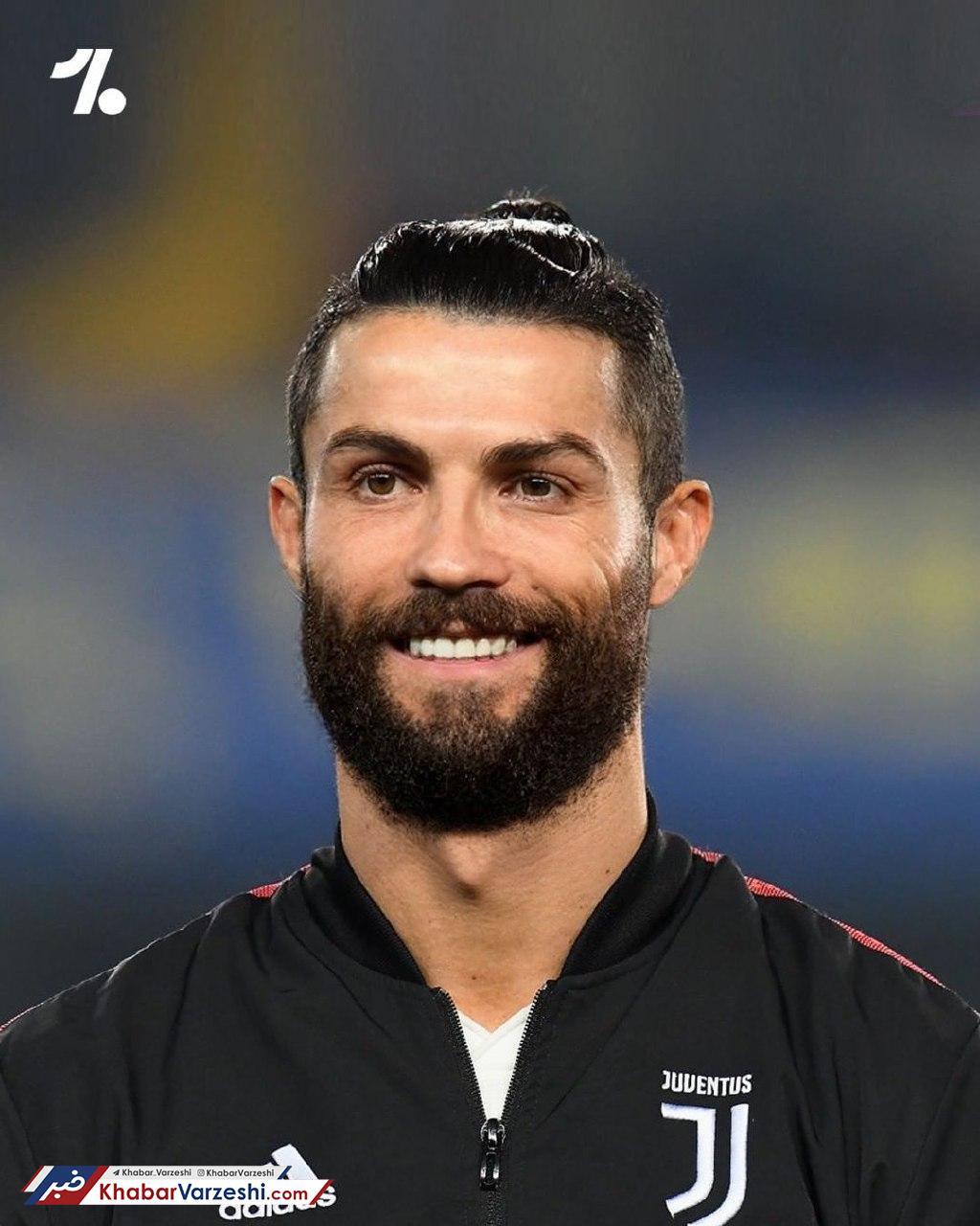 عکس| چهره متفاوت ستارههای فوتبال با ریش