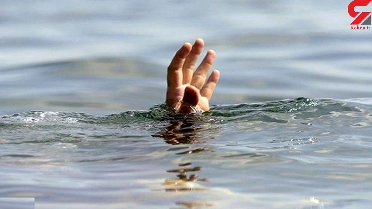 غرق شدن ۲ جوان قزوینی در ساحل چمخاله