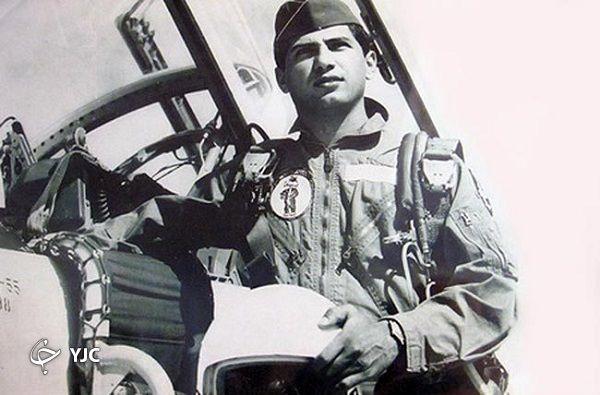 فهرست خلبانان برتر ایرانی درجنگ هشت ساله+عکس