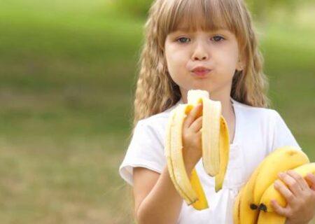 خواص موز چیست و چه زمانی و چگونه به فرزندانمان موز دهیم؟