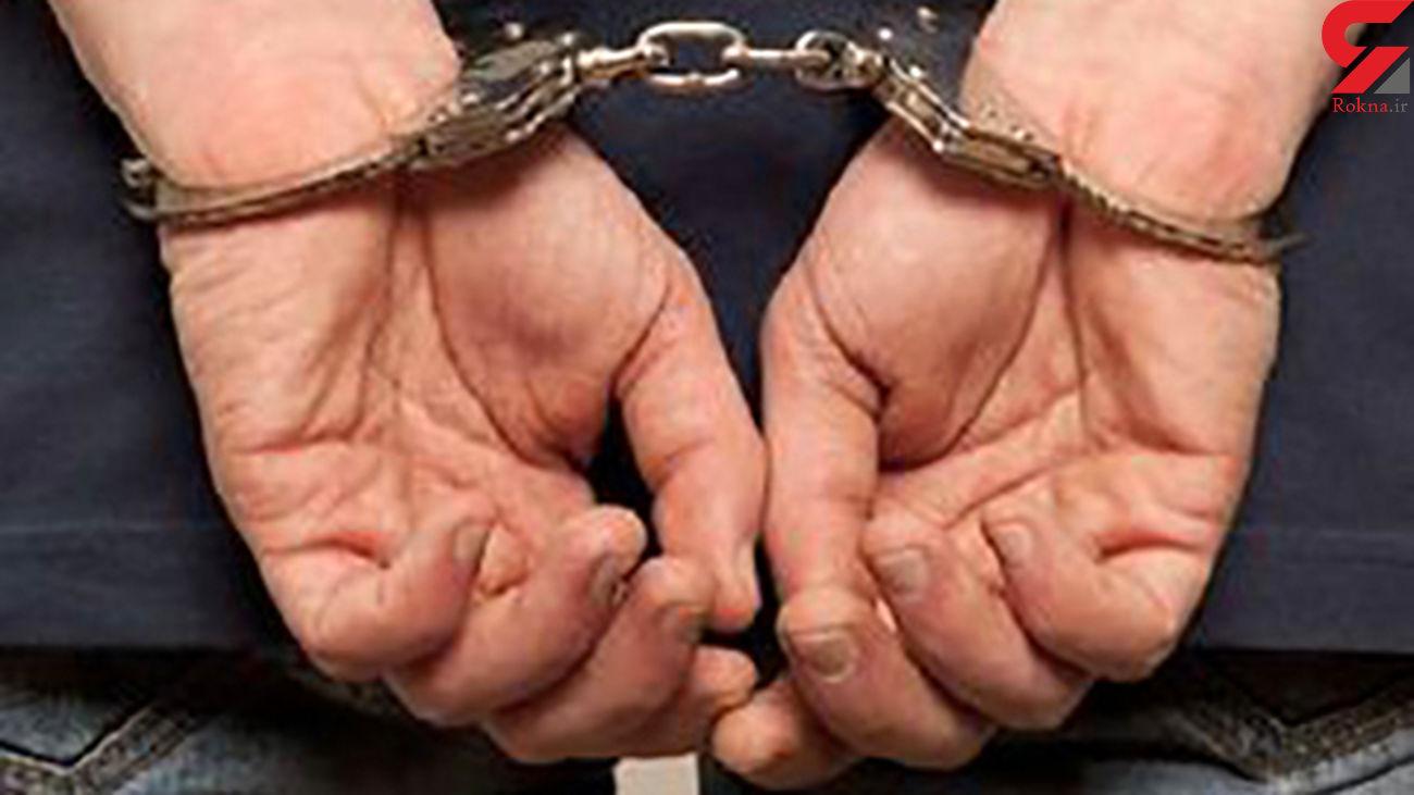 قاتل ۲۵ ساله مرد ۵۱ ساله را در رودان کشت