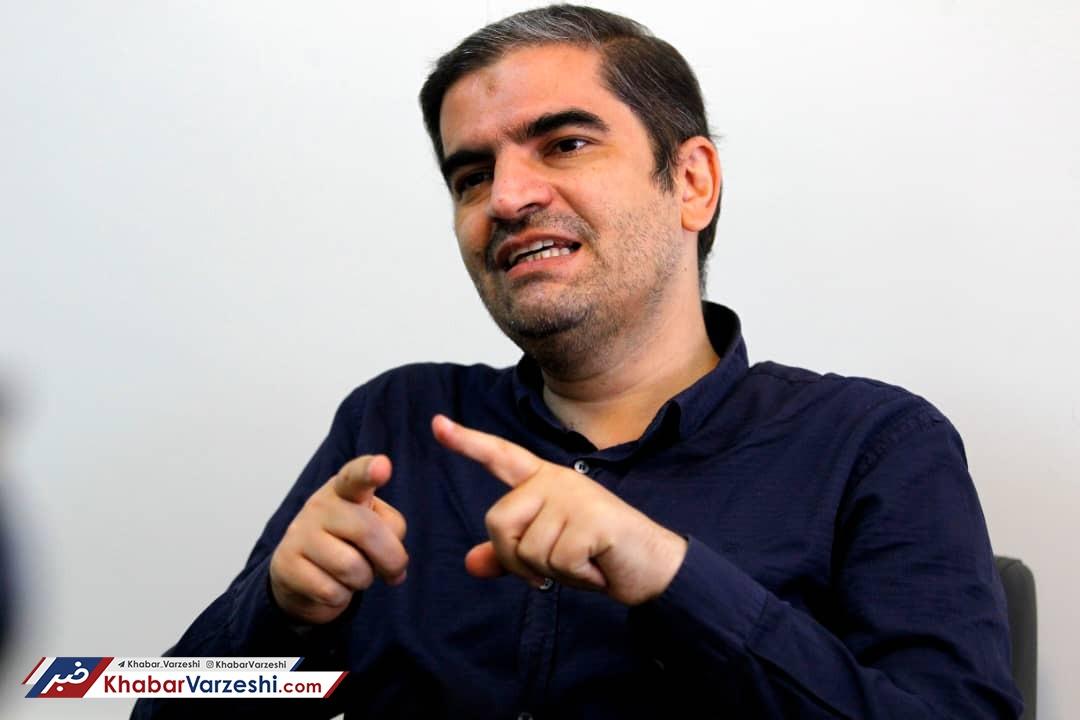 قاضیزاده هاشمی: ویلموتس از اول هم برای کار به ایران نیامده بود