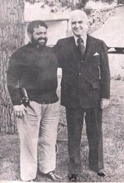 ماشاءالله قصاب رئیس کمیته انقلاب مستقر در سفارت آمریکا