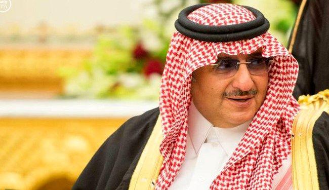 انتشار اخبار ضد و نقیض درباره وضع «محمد بن نایف»