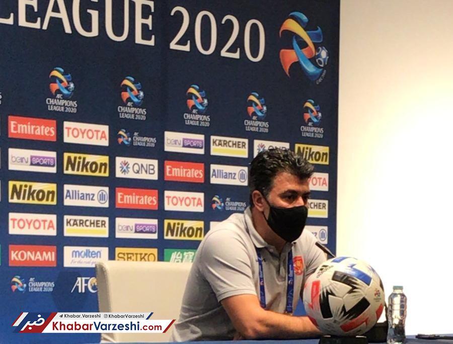 مربی شهرخودرو: فوتبال ایران در آسیا حرف اول را میزند