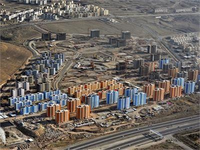 رشد قیمت مسکن در نیمه اول شهریور
