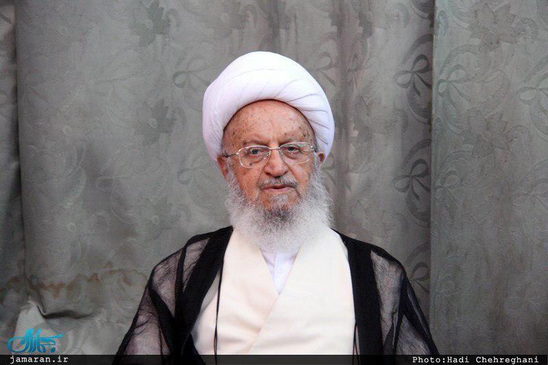 آیت الله مکارم شیرازی: خودم با ۱۰ نفر درس را شروع می کنم/ درس های حوزه حتی الامکان حضوری باشد