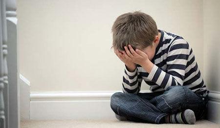 نشانه های وجود استرس در کودکان