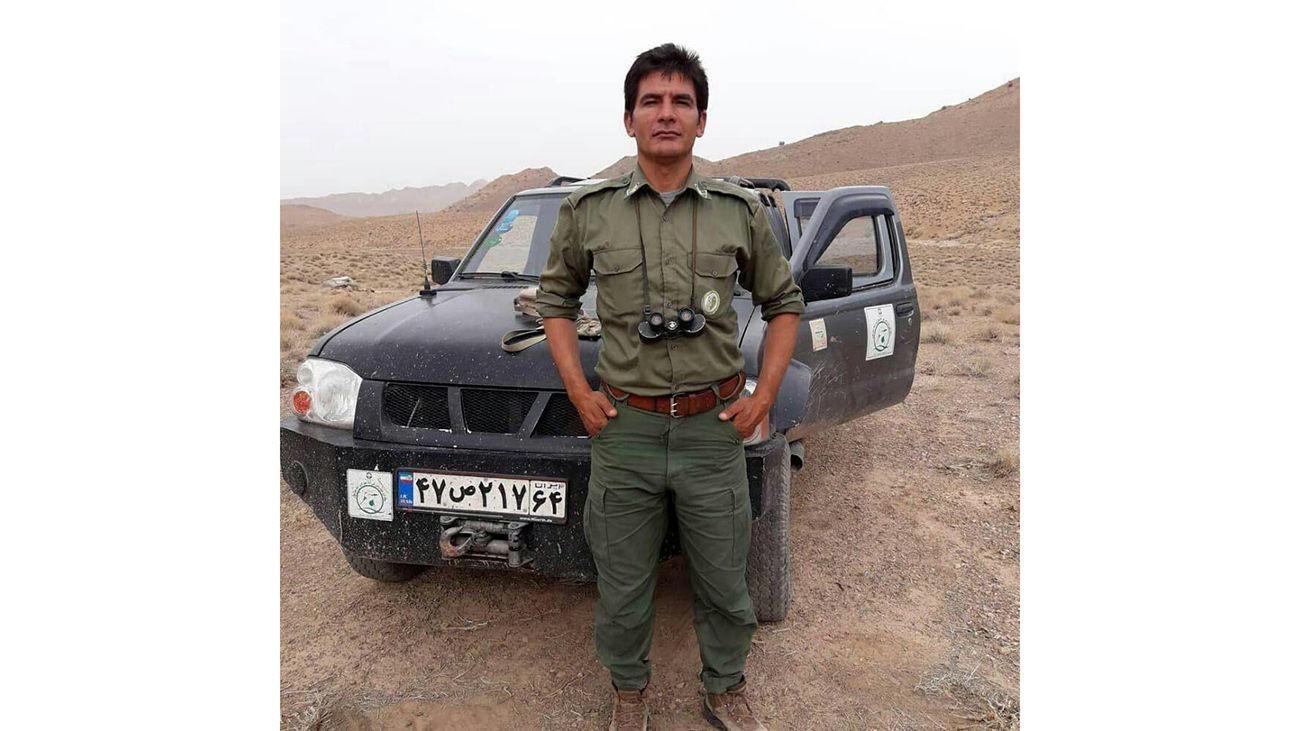 محیط بان همکارش را با گلوله شکار کرد / در مهریز رخ داد + عکس