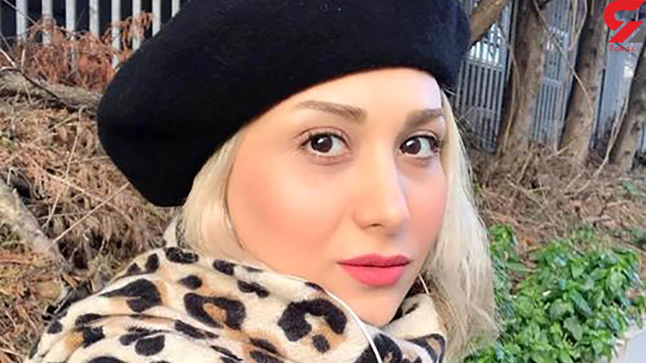 کشف حجاب خانم مجری شبکه سه سیما + عکس ناجور