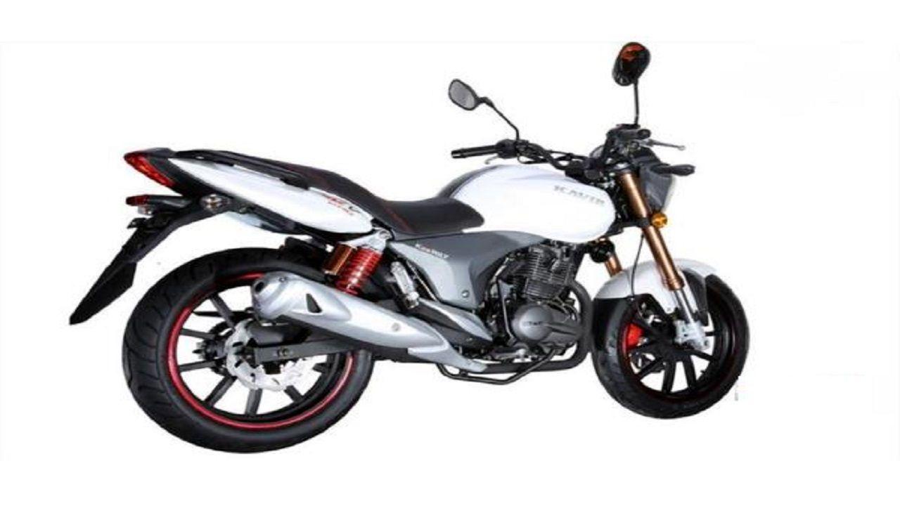 قیمت روز  موتورسیکلت در ۱۰ آذر ۹۹