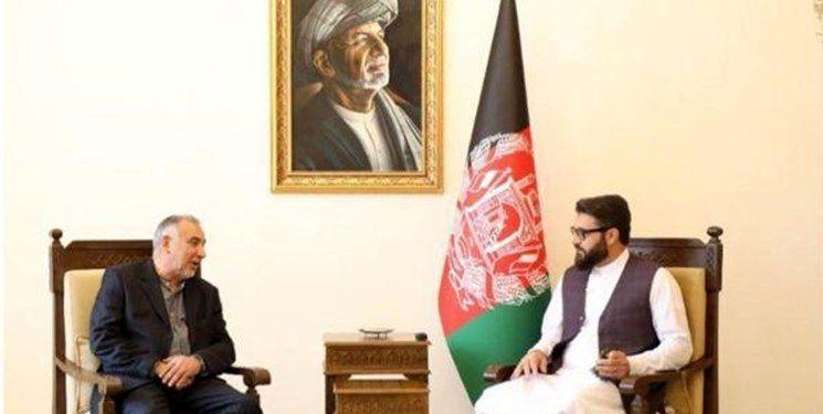 قدردانی مقامات افغانستان از مواضع حمایتی ایران در روند صلح