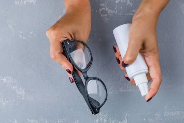 از محصولات ضد بخار استفاده کنید