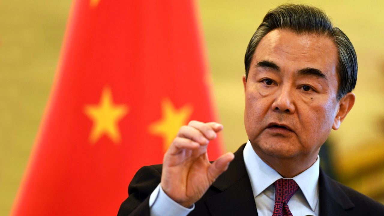 انتقاد چین از حضور آمریکا در دریای جنوبی چین