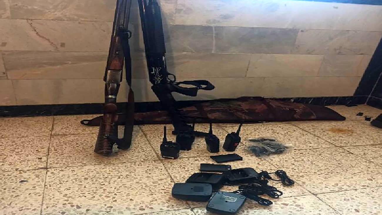 دستگیری ۵ شکارچی در پارک ملی خبر/ شکارچی پرندگان وحشی در جیرفت به دام افتاد