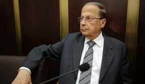 درخواست مهم رئیسجمهور لبنان