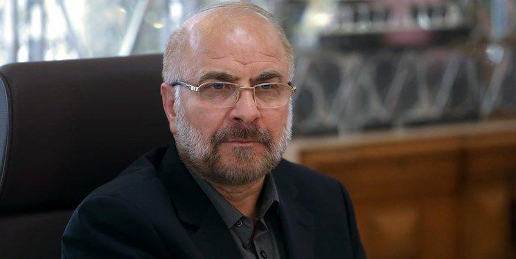 قالیباف: حکام خیانتکار منطقه شریک جنایات صهیونیست ها هستند