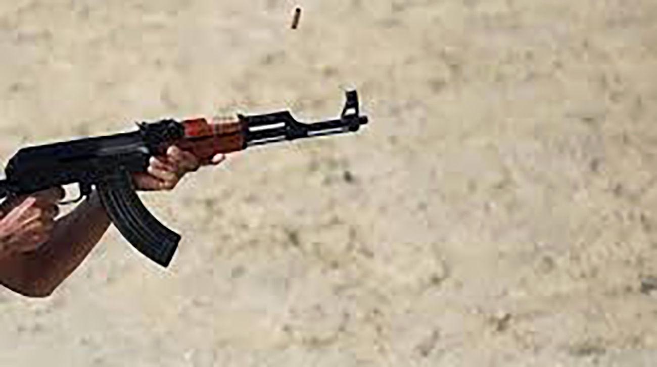 درگیری مسلحانه مرزبانان با قاچاقچیان  در سراوان