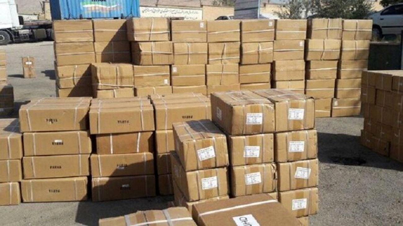 کشف ۲۵ میلیاردی لوازم آشپزخانه قاچاق در تهران