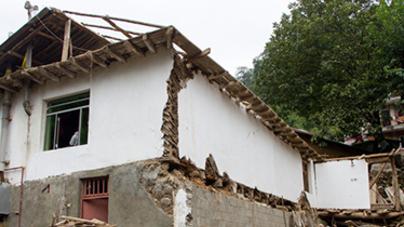 عمق فاجعه سیل در غرب گیلان - تالش