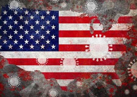شمار تلفات کرونا در آمریکا به مرز ۲۰۶ هزار نفر رسید
