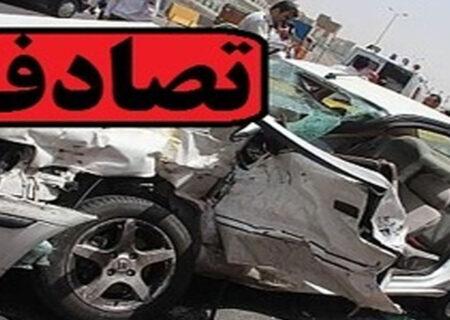 ۵ مصدوم بر اثر واژگونی سواری روآ در اصفهان