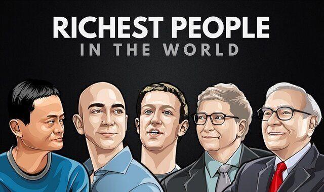 ثروتمندان دنیا چه شغلی دارند