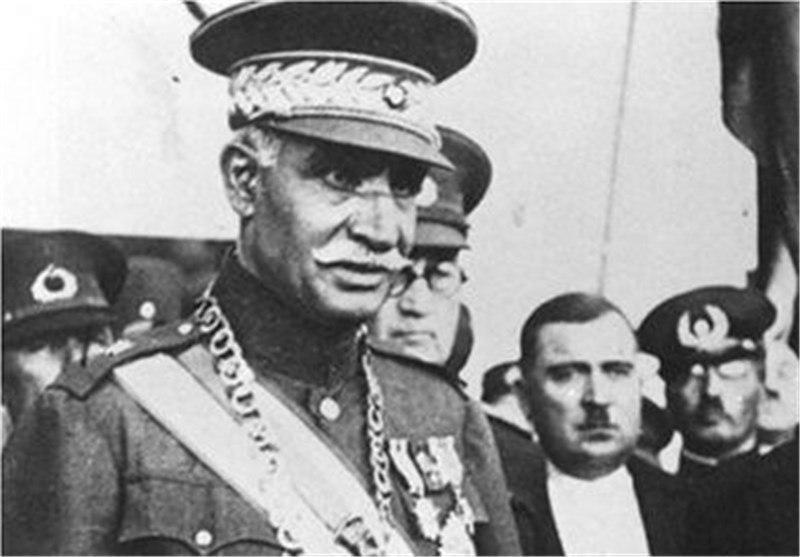 سقوط رژیم رضاشاه