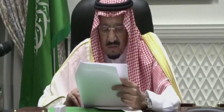 سخنان ضد ایرانی پادشاه سعودی در سازمان ملل