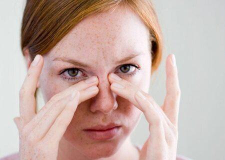 سوزش بینی چرا به وجود می آید؟/ درمان خانگی