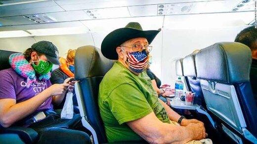 امکان انتقال کرونا در هواپیما چقدر است؟