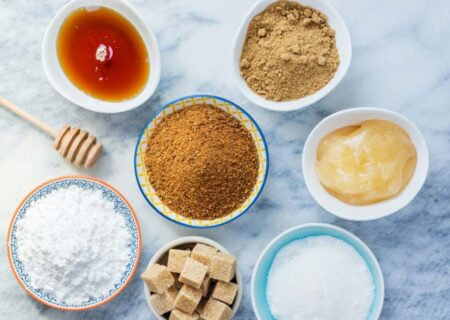 بهترین جایگزین شکر با چند نوع مواد غذایی مفید