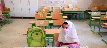 حضور دانش آموزان در مدارس اختیاری شد