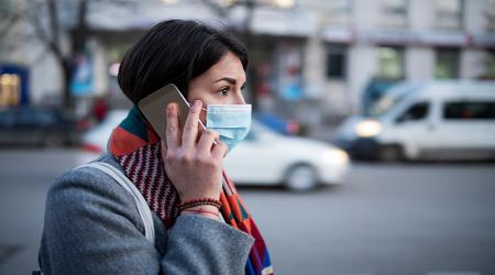زدن ماسک نه تنها از کرونا بلکه از ابتلا به انواع ویروسها، جلوگیری می کند