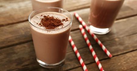 شیر کاکائو بهترین نوشیدنی بعد از انجام تمرینات ورزشی