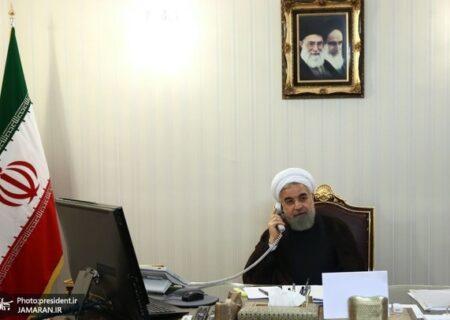 گفتوگوی تلفنی روحانی با نخست وزیر ارمنستان