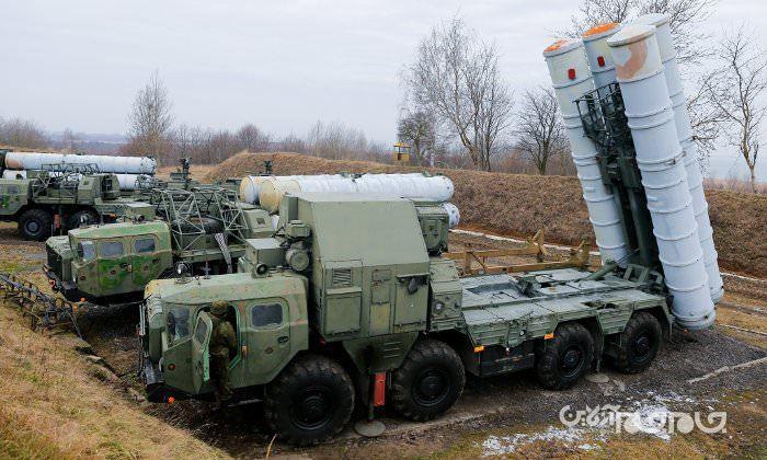 آشنایی با سامانه پدافند دفاع موشک S-300+تصاویر