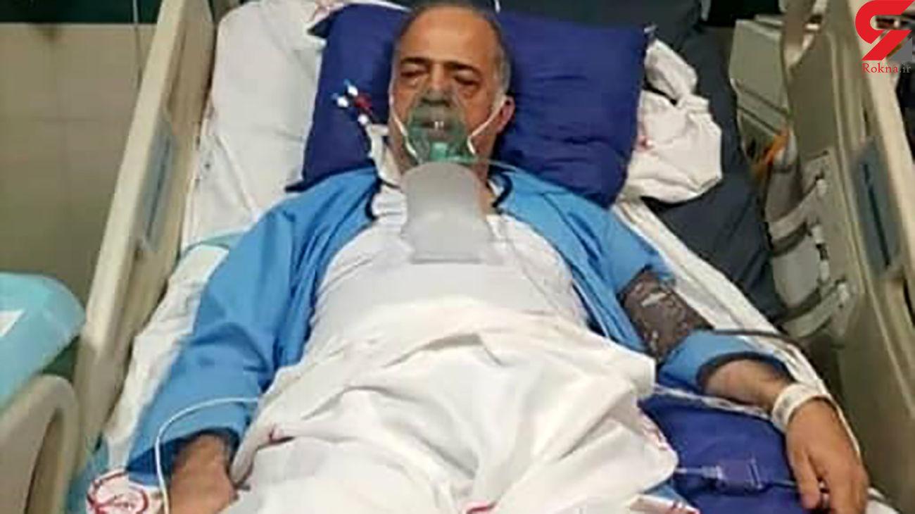 استاد برجسته بیهوشی دکتر ولی الله حسنی بر اثر بیماری کرونا درگذشت + عکس