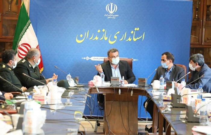 استاندار از بلاتکلیفی مراکز جمعآوری معتادان متجاهر مازندران انتقاد کرد