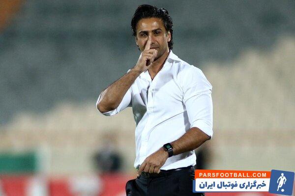 استقلال ؛ فرهاد خطاب به آذری : در فوتبالی که نایلون فروشان هستند جایی برای شما نیست