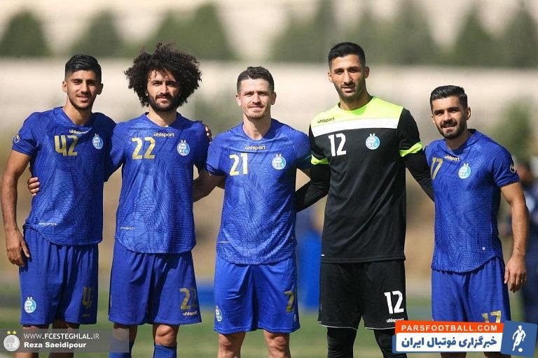 استقلال تیمی که میتواند حداقل ۶ ملیپوش داشته باشد ؛ رابطه مستقیم نتایج استقلال با سهمیه تیم ملی