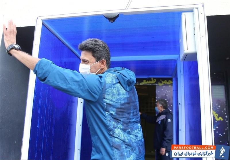 استقلال و شرایط آن در روزهای اخیر در گفت و گو با صمد مرفاوی دستیار محمود فکری