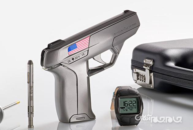 اسلحه های هوشمند؛ تفنگ هایی که تنها به دست صاحبینشان شلیک می کنند+عکس