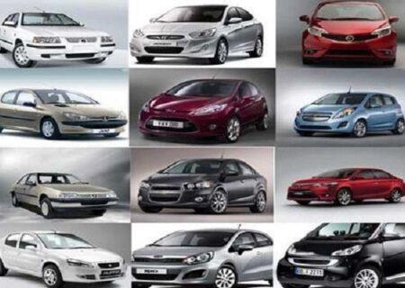 قیمت انواع خودرو داخلی در ۳ آبان ۹۹