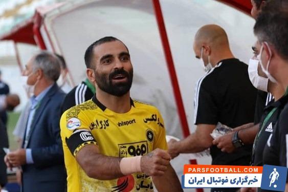 بازگشت مهدی کیانی به تمرینات باشگاه سپاهان اصفهان
