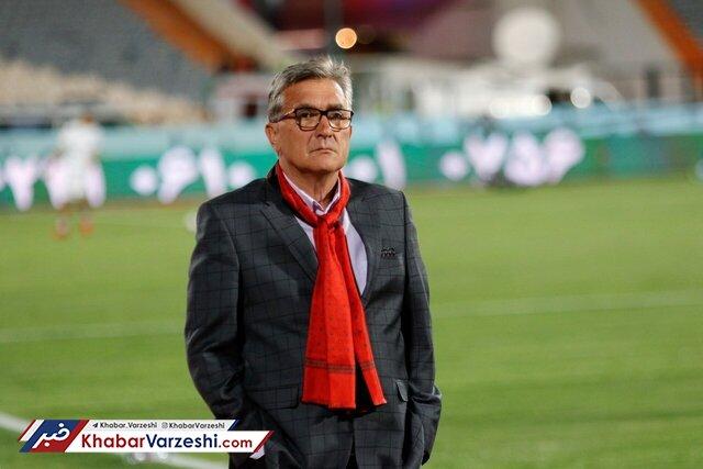 برانکو ایوانکوویچ : اگر النصر سندی از من علیه پرسپولیس دارد، رو کند!