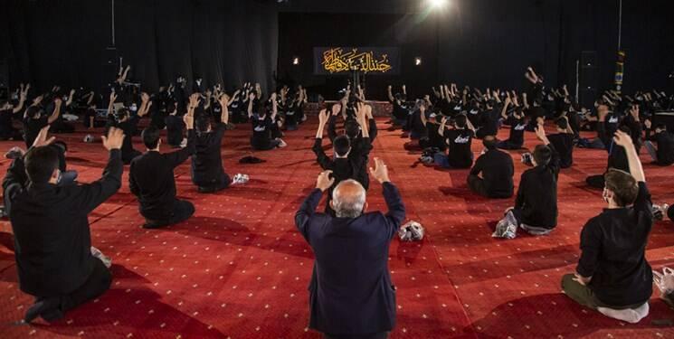 برنامه ۵۰ خیمهای که این روزها سیاهپوش عزای امام یازدهم هستند