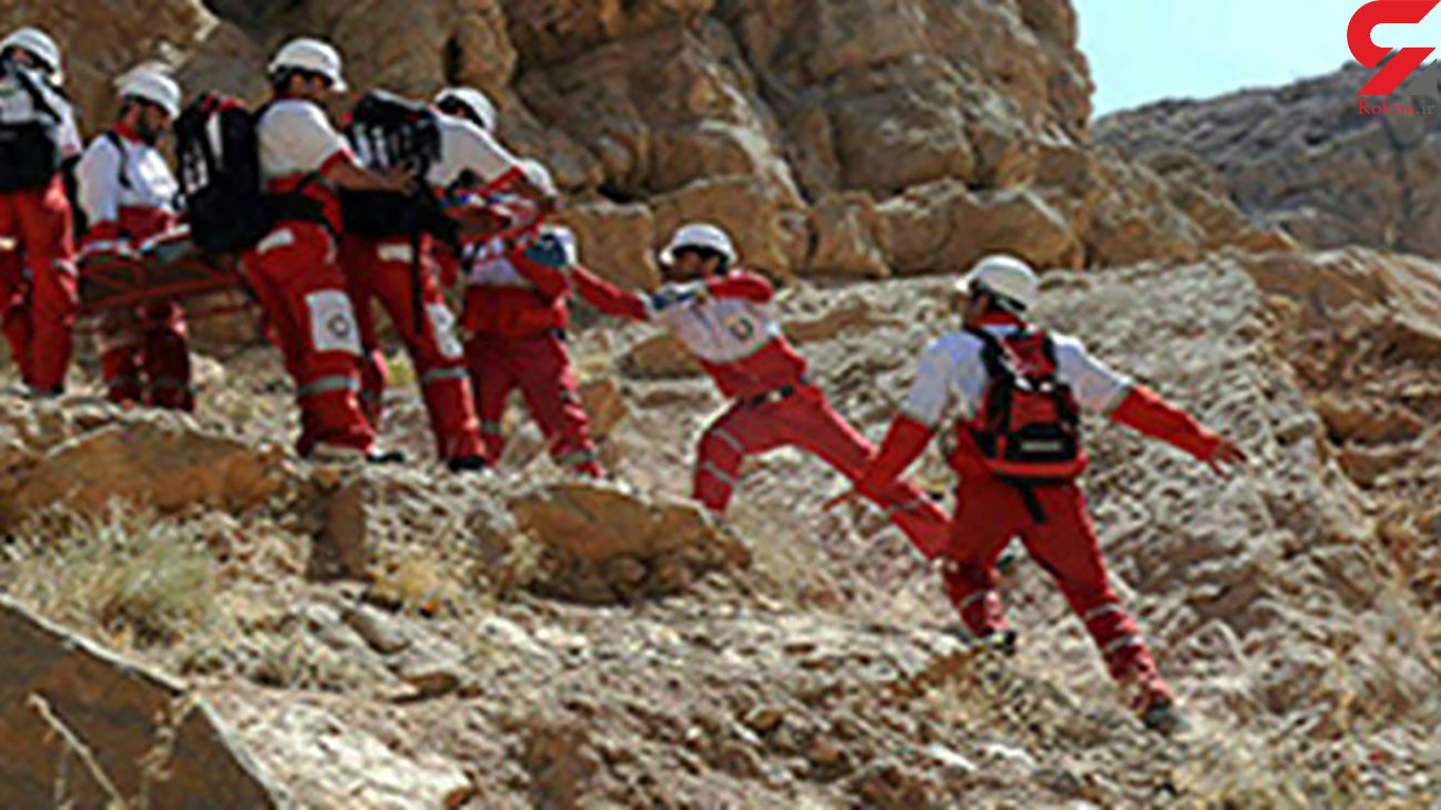 بلای هولناک سر ۲ زن و ۴ مرد در ارتفاعات اشترانکوه